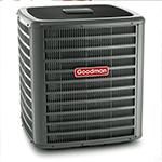 Goodman heat pump
